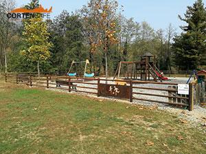 Cortensafe-staccionate-recinzioni-parapetti-in-acciaio-corten-protezione-bambini-parco-giochi-San-Colombano-Belmonte-Torino-Piemonte
