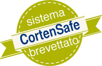 CortenSave è un sistema brevettato