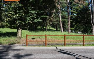 CortenSafe-staccionate in corten agordo paesaggio naturale