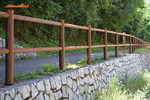 Cortensafe-staccionate-in-acciaio-corten-pista-percorso-ciclopedonale-Fortezza-Alto-Adige